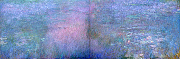 Lily Pond By Claude Monet